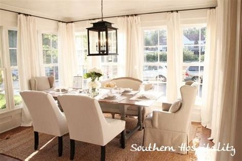 Southern Living Dining Rooms Feature Friday Southern Living Idea House In Senoia Ga The White Window And House