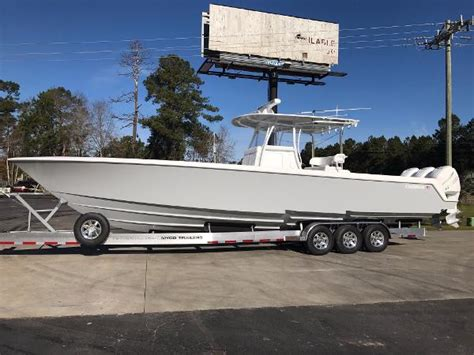 2017 Contender 39 ST   39 foot 2017 Contender Fishing Boat