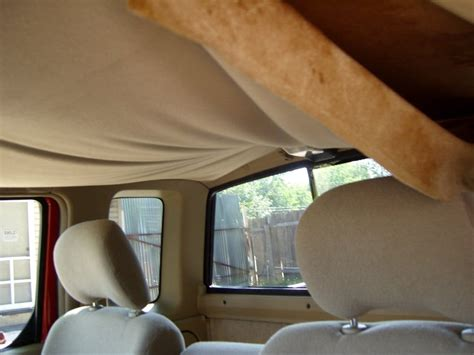 car ceiling upholstery 1998 2001 nissan frontier truck car ceiling fabric