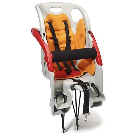 taxi child seat copilot taxi child seat with rear rack cosmecol
