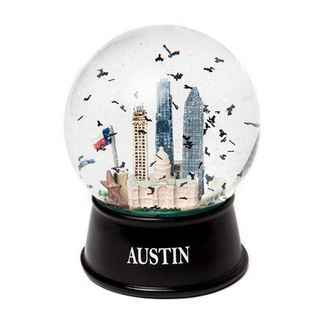 Globe Part 2 by Glitter Bats Glass Snow Globe Capitol