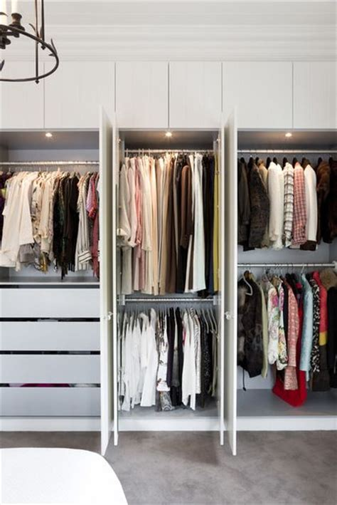 Rail Wardrobe by Options For Organising And Storing Clothes Tidylife
