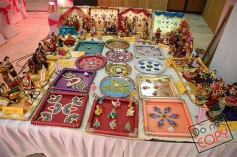 Aarti Plate Decoration Service   Star Weddings   Service