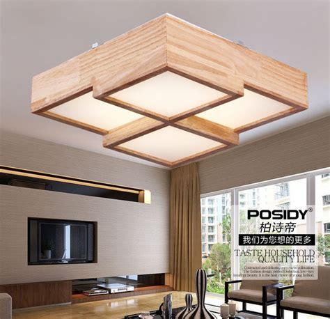 Modern Ceiling Design For Living Room 2015 2015 Moder Design Wooden Meterial Led Dimmable Light