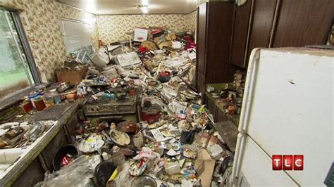 Gourmet Kitchen Hoarders Would You Eat Here Hoarder Reveals How She