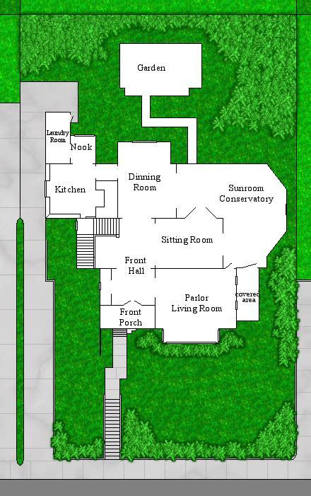 halliwell manor floor plans halliwell manor grounds by notsalony on deviantart