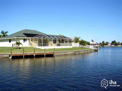 houses for rent in cape coral cape coral villa rentals for your vacations with iha direct