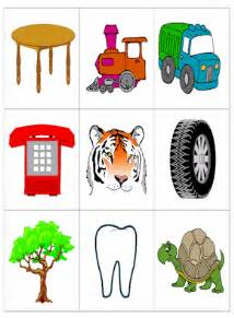 things that start with letter t with objects that