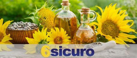 olio di semi propriet 224 benefici e controindicazioni