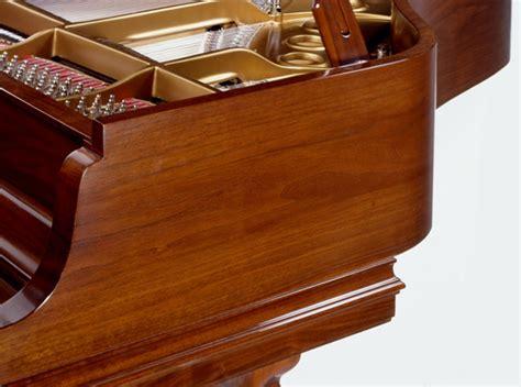 Kursi Piano Wallnut Brown Coklat walnut crown collection steinway piano gallery