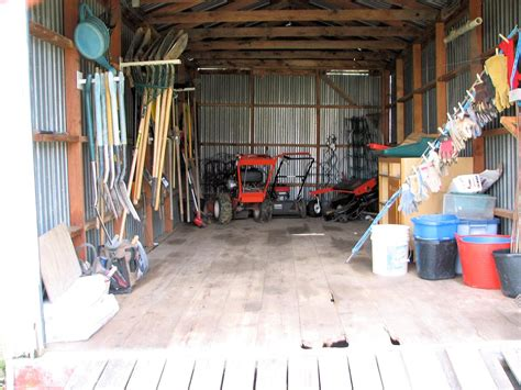 How To Organize A Garden Shed by Organized Garden Shed