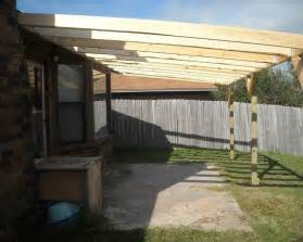 4x4 Shade Awning How To Build A Patio Cover With A Corrugated Metal Roof