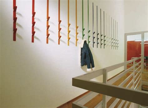 coat hooks modular  metal  residential