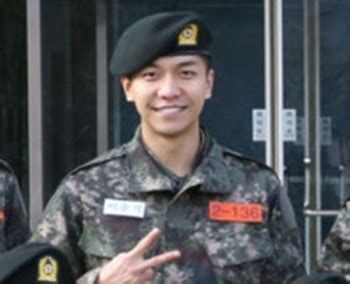 lee seung gi military unit lee seung gi assigned to active duty in military not