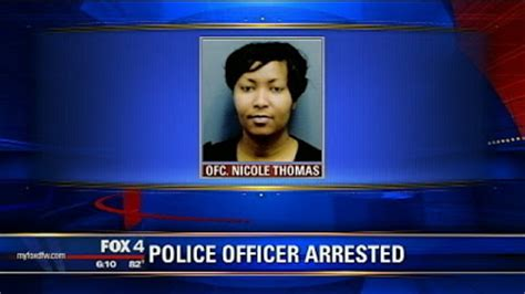 Cops More Questions For Nicoles Companion by Dallas Officer Suspended After