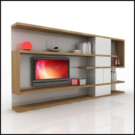 Tv Unit Design For Hall by Tv Furniture Design Hall Home Combo