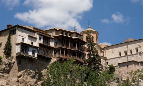 houses in spain file cuenca spain hanging houses casas colgadas jpg