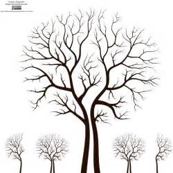 leafless autumn tree design vector dragonartz designs we moved to dragonartz net
