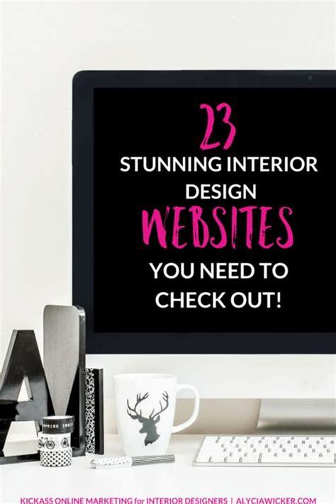 best interior design websites best 25 interior design portfolios ideas on