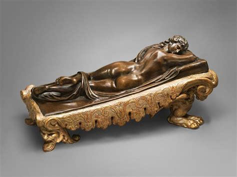 the reclining hermaphrodite sleeping hermaphrodite the frick collection
