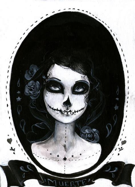 dia drawing dia de los muertos by anatis ocellata on deviantart