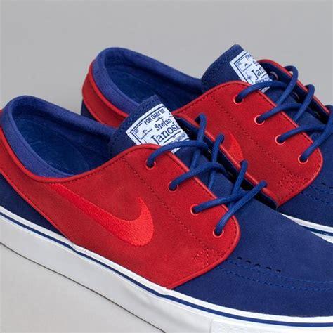 Nike Original Stefan Janoski Royal Blue Idr 1 099 000 nike sb stefan janoski royal blue flatspot
