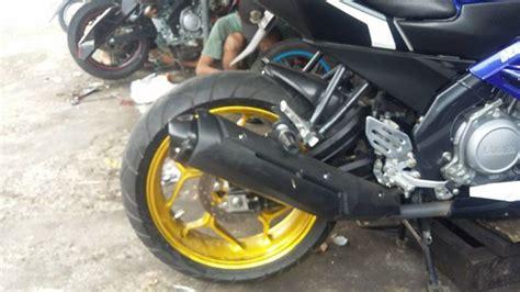 Velg Ban Axio Vixion modifikasi new vixion pake arm rd racing velg axio 3 4 5