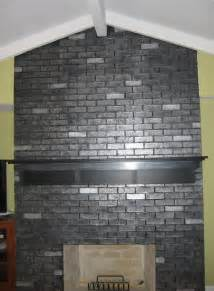 metallic painted brick this summer i m going to paint my