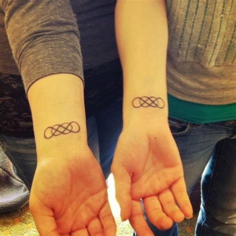 double infinity wrist tattoo 1000 ideas about infinity tattoos on