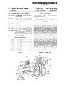 patent specification template what is a patent