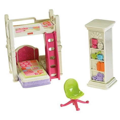 fisher price loving family bedroom fisher price loving family deluxe decor bedroom
