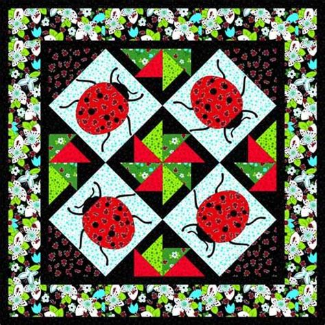Travel Quilt Pattern by 1000 Images About Ladybug Quilt On Bug Kindergarten And Quilt