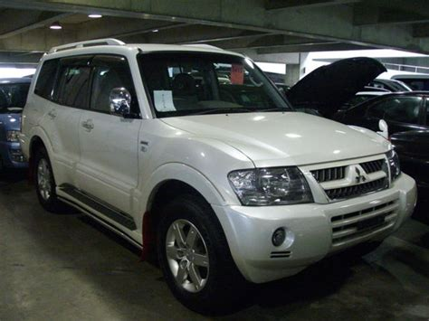 how to learn everything about cars 2005 mitsubishi outlander user handbook 2005 mitsubishi pajero iii pictures information and specs auto database com