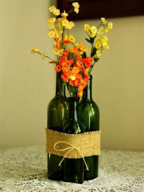 Best 25  Wine bottle vases ideas on Pinterest