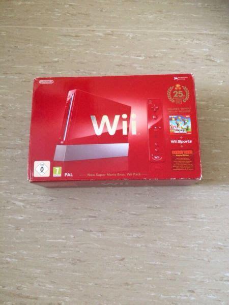 Auto Kaufen Quickborn by Nintendo Wii In Kreis Pinneberg Quickborn Wii Konsole