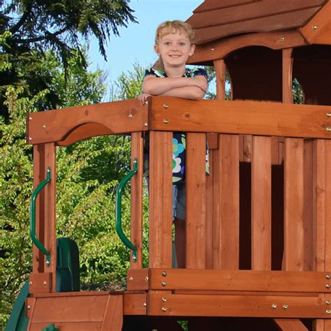 monterey swing set monterey wooden swing set playsets backyard discovery