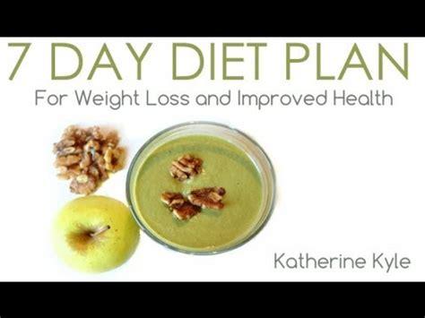 Http Tinyurl Detox Help by 7 Day Detox Diet Plan