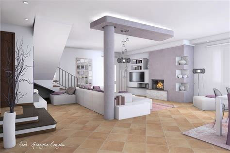 arredamento con pavimento in cotto esempi di arredamento moderno