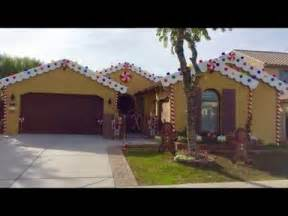 House Theme christmas decorating ideas gingerbread house candyland theme youtube