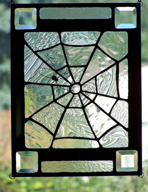 stained glass decorations 72 best stained glass spider webs images on