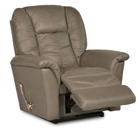 shop recliners duluth furniture store la z boy jasper leather rocker