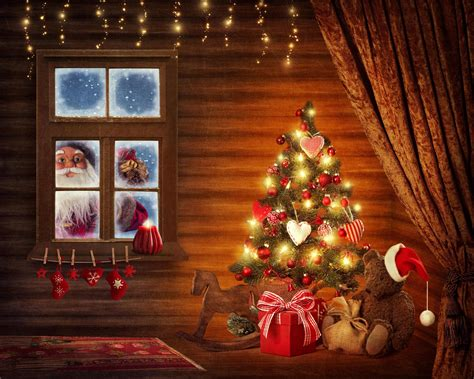christmas evening wallpaper christmas eve wallpapers hd download