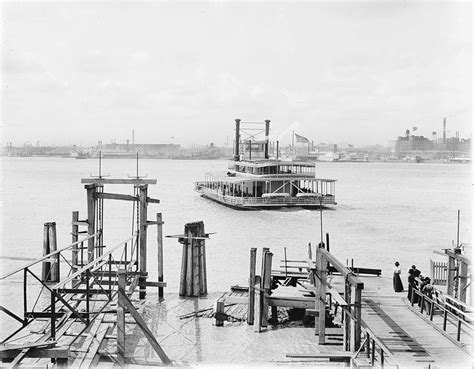 boat radio new orleans federal grant to pay for expansion of canal street ferry