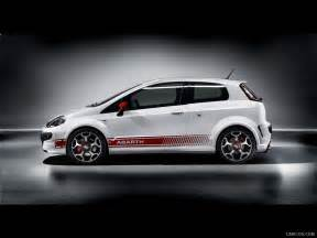 Abarth Dealer Abarth Punto Evo Supersport Vospers Abarth Dealer In