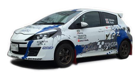 Tico Toyota 豊田自動織機ラリーチーム 2016年は2台体制に Rallyplus Net ラリープラス
