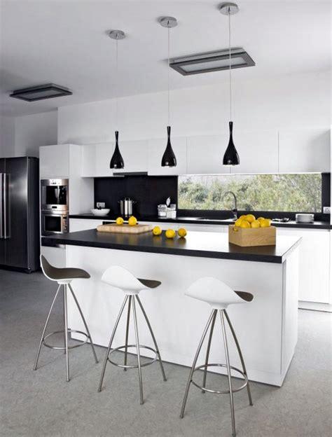 imagenes en blanco y negro modernas isla de cocina en blanco y negro im 225 genes y fotos