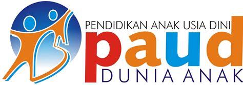 logo paud nasional logo pendidikan anak usia dini