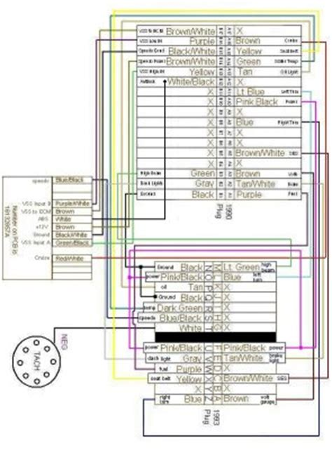 dakota digital dash diagram dakota free engine image for