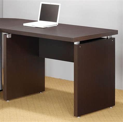 cappuccino computer desk skylar cappuccino computer desk from coaster 800892
