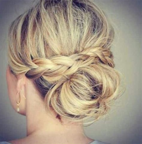 messy updos for fine hair messy updo for thin hair newhairstylesformen2014 com